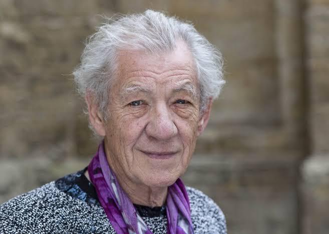 Ian McKellen British Actor