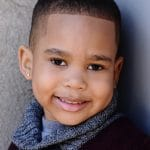 Ja'Siah Young American Actor