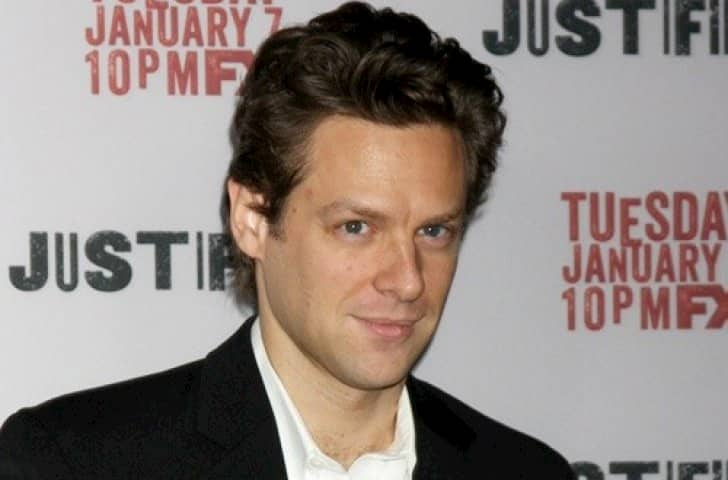 Jacob Pitts American Actor