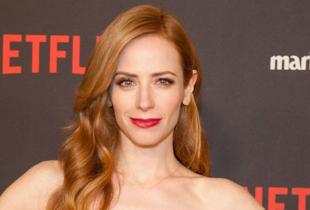 Jaime Ray Newman affairs