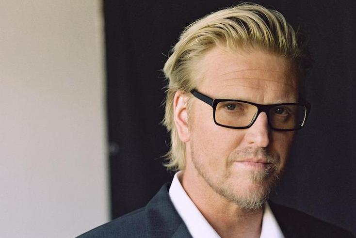 Jake Busey American Actor, Producer. Musician