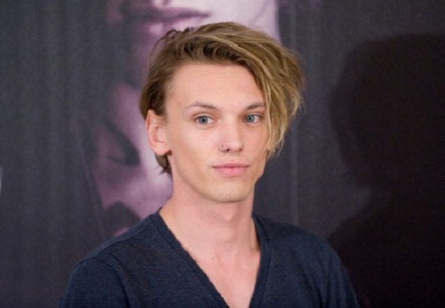 Jamie Campbell Bower British Actor, Singer and Model