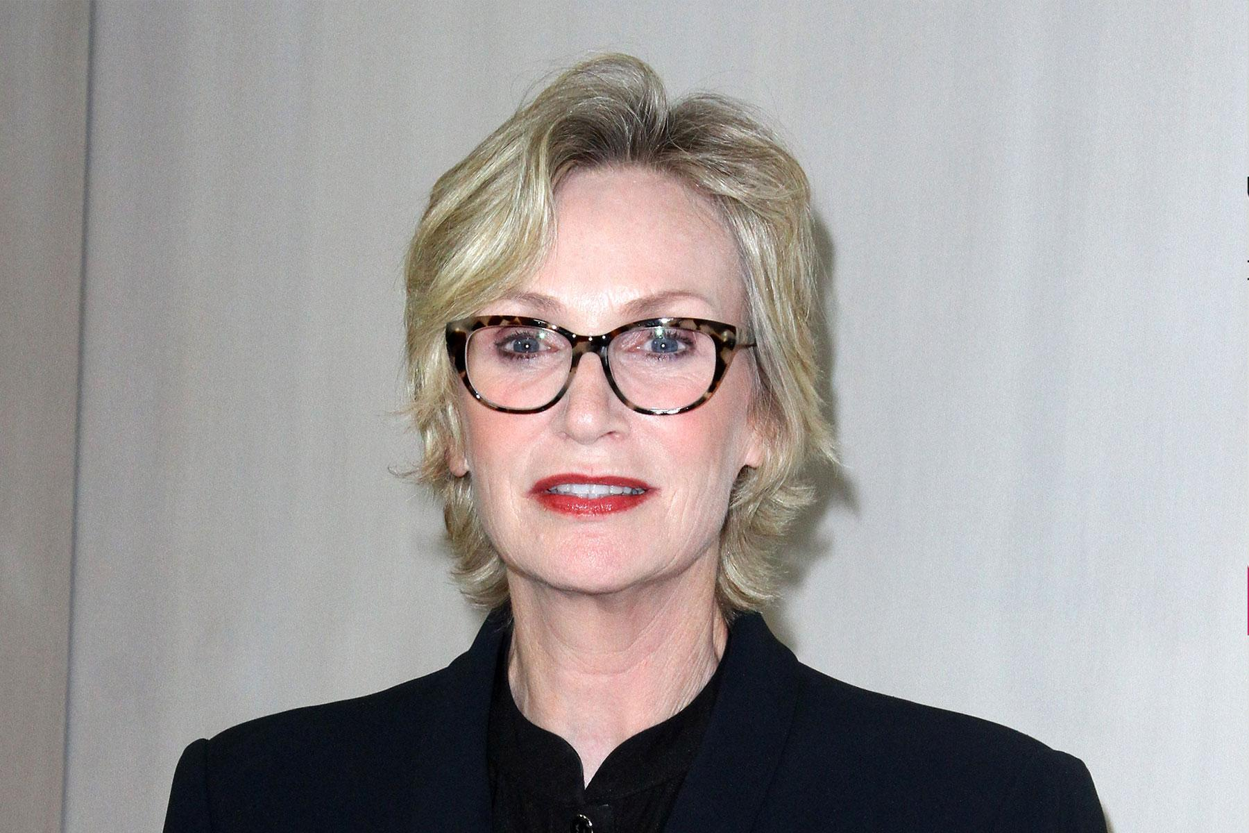 Jane Lynch American Actress, Voice Actress, Author, Singer and Comedian