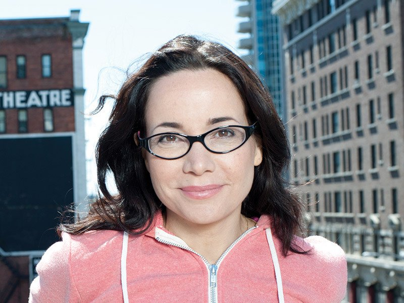Janeane Garofalo American Actress, Voice Artist, Stand-up Comedian and Writer