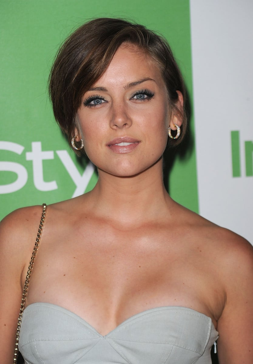 Jessica Stroup American Actress, Model, Comedian
