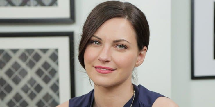 Jill Flint American TV and Film Actress