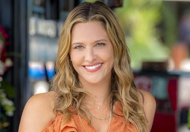 Jill Wagner American Actress, Model, TV Host