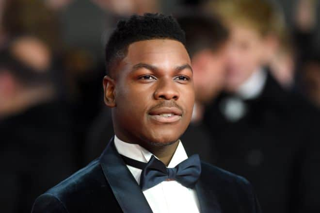 John Boyega British Actor