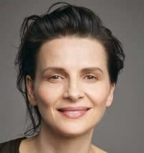 Juliette Binoche Actress, Artist, Dancer, Human rights campaigner