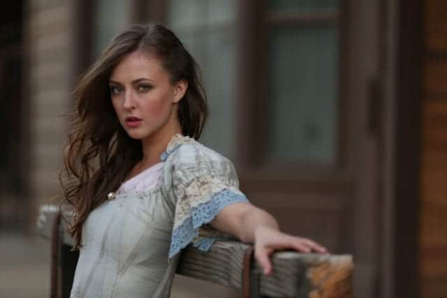 Katharine Isabelle Canadian Actress