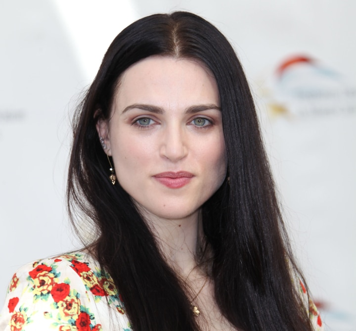 Katie McGrath hight