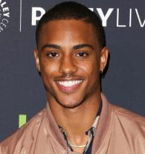 Keith Powers Actor and Model