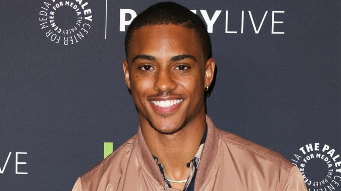 Keith Powers American Actor and Model
