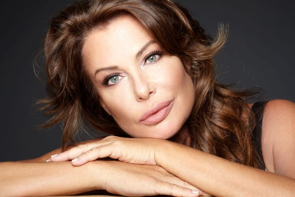 Kelly LeBrock American Actress