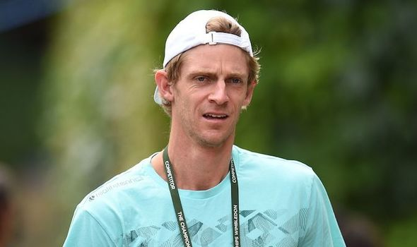 Kevin Anderson South African Tennis Player