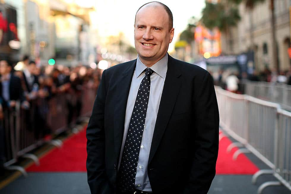 Kevin Feige American Producer