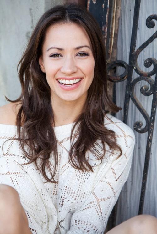 Kristen Gutoskie Canadian Actress