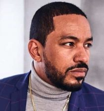 Laz Alonso Film and TV Actor