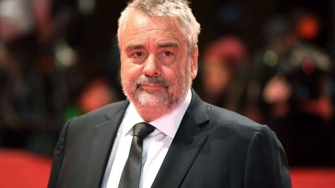 Luc Besson French Film Director, Screenwriter, Producer