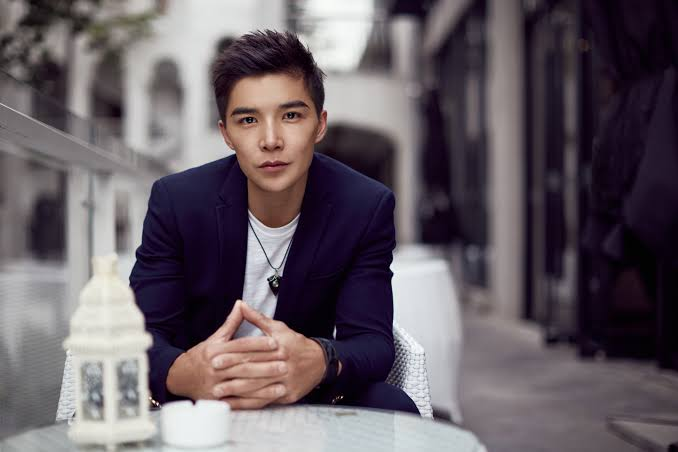 Ludi Lin Chinese Actor, Model
