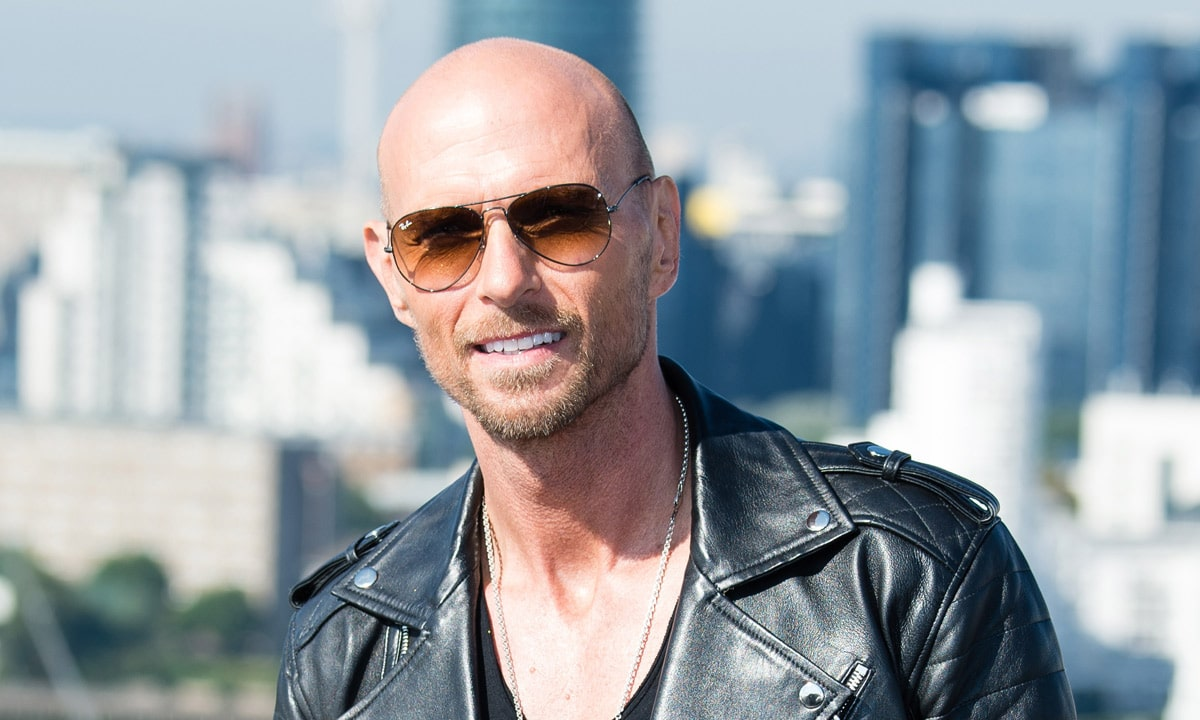 Luke Goss British Actor