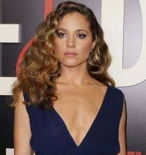 Margarita Levieva Actress