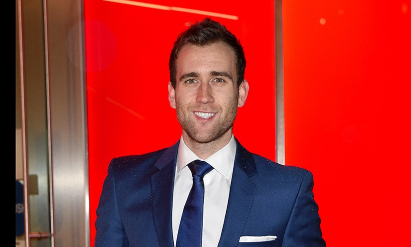 Matthew Lewis British Actor