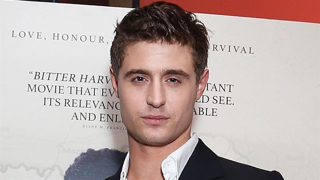 Max Irons Irish, British Actor and Model