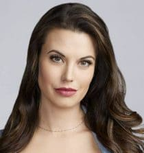 Meghan Ory Television Actress