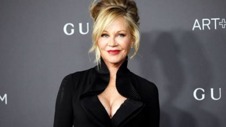 Melanie Griffith American Film Stage Television Actress, Film Producer