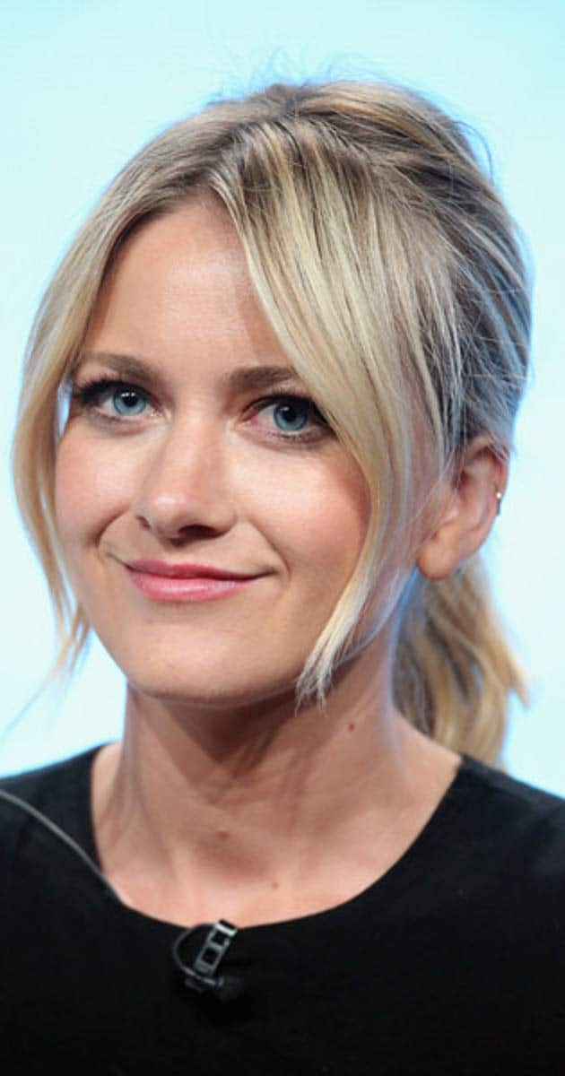 Meredith Hagner American Actress