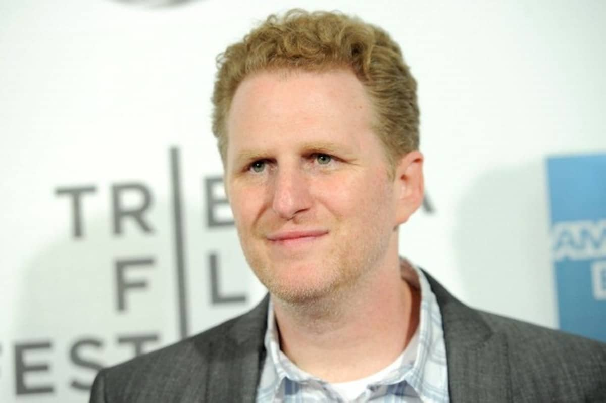 Michael Rapaport Eye