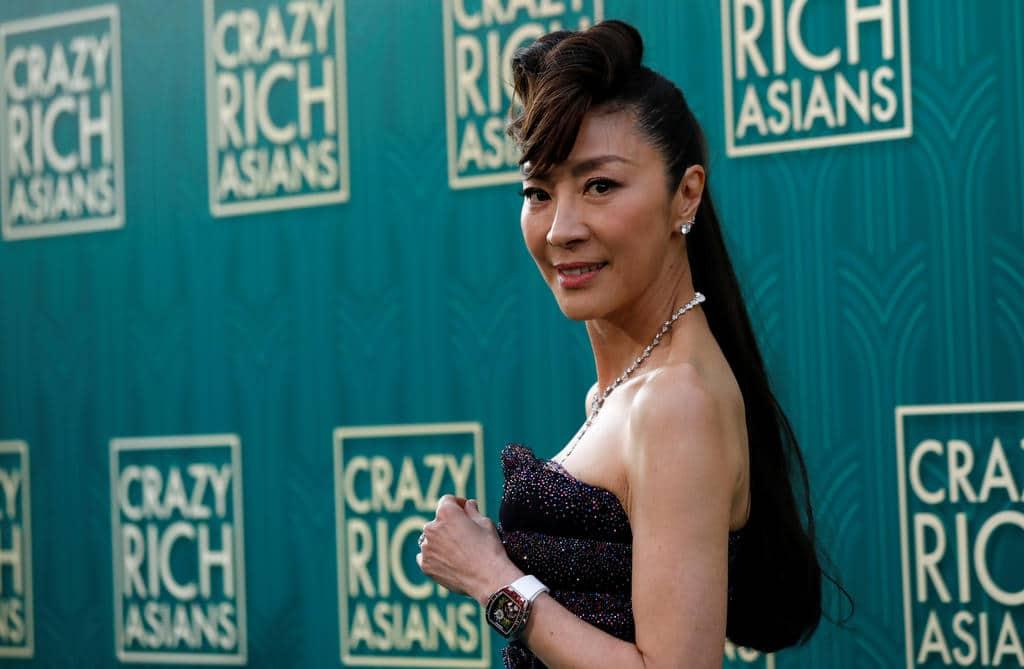 Michelle Yeoh Malaysian Actress