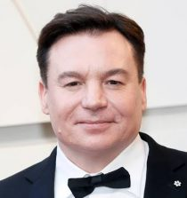 Mike Myers Actor, Comedian, Screenwriter, Producer