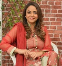 Nadia Khan Actress, Presenter, Producer