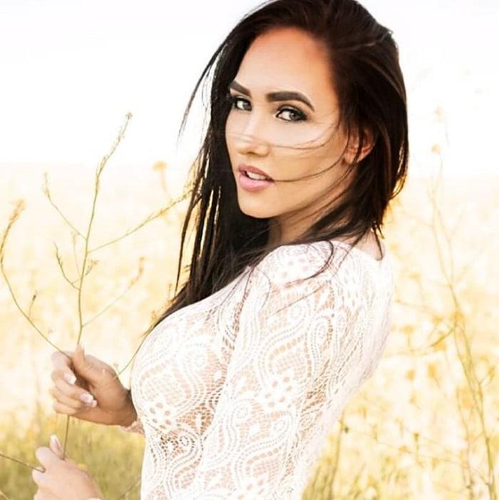 Nessa Marie American Model