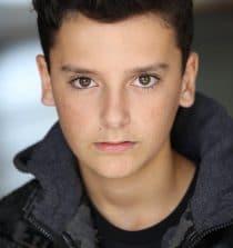 Nicolas Cantu Actor