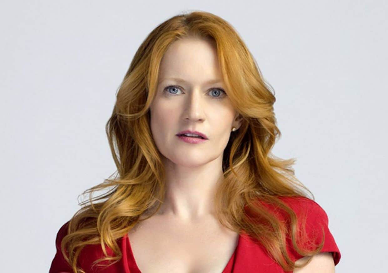 Paula Malcomson Irish Actress