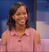 Quvenzhane Wallis Actress and Author