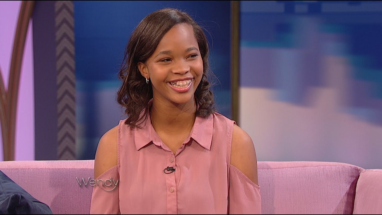 Quvenzhane Wallis American Actress and Author