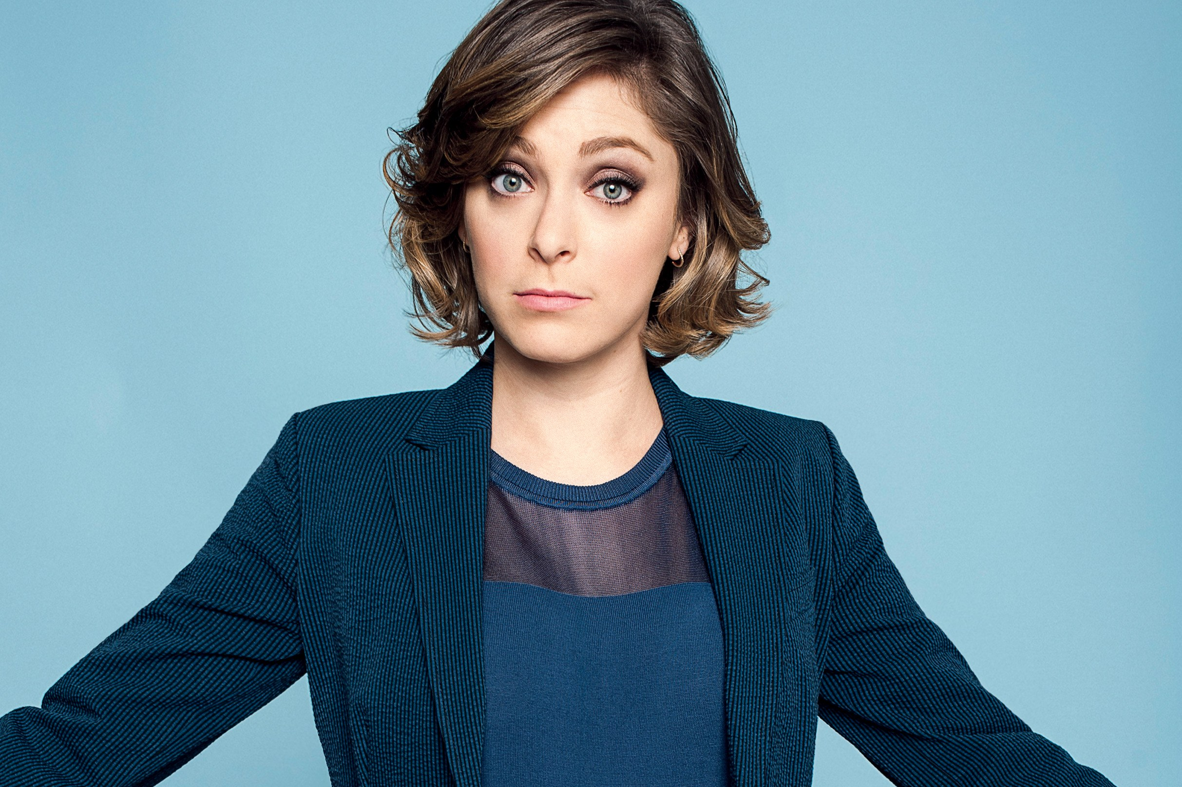 Rachel Bloom American Actress, Singer, Songwriter, Writer, Comedian