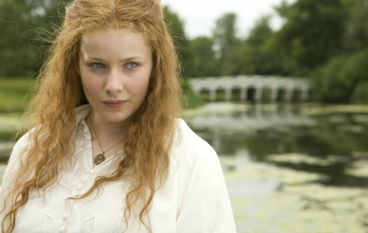 Rachel Hurd-Wood British Actress and Model