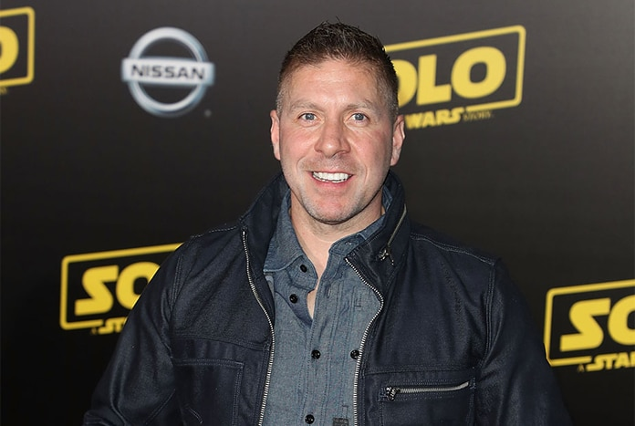 Ray Park Scottish Actor, Author and Martial Artist