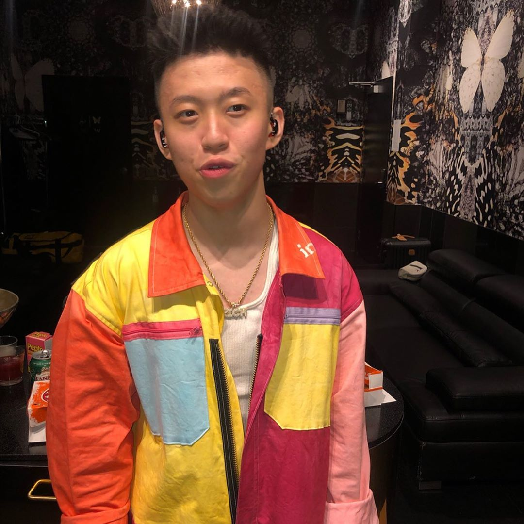 Rich Brian Indonesian Singer