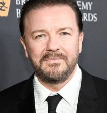 Ricky Gervais Comedian, Author, Producer, Screenwriter, Singer, Director