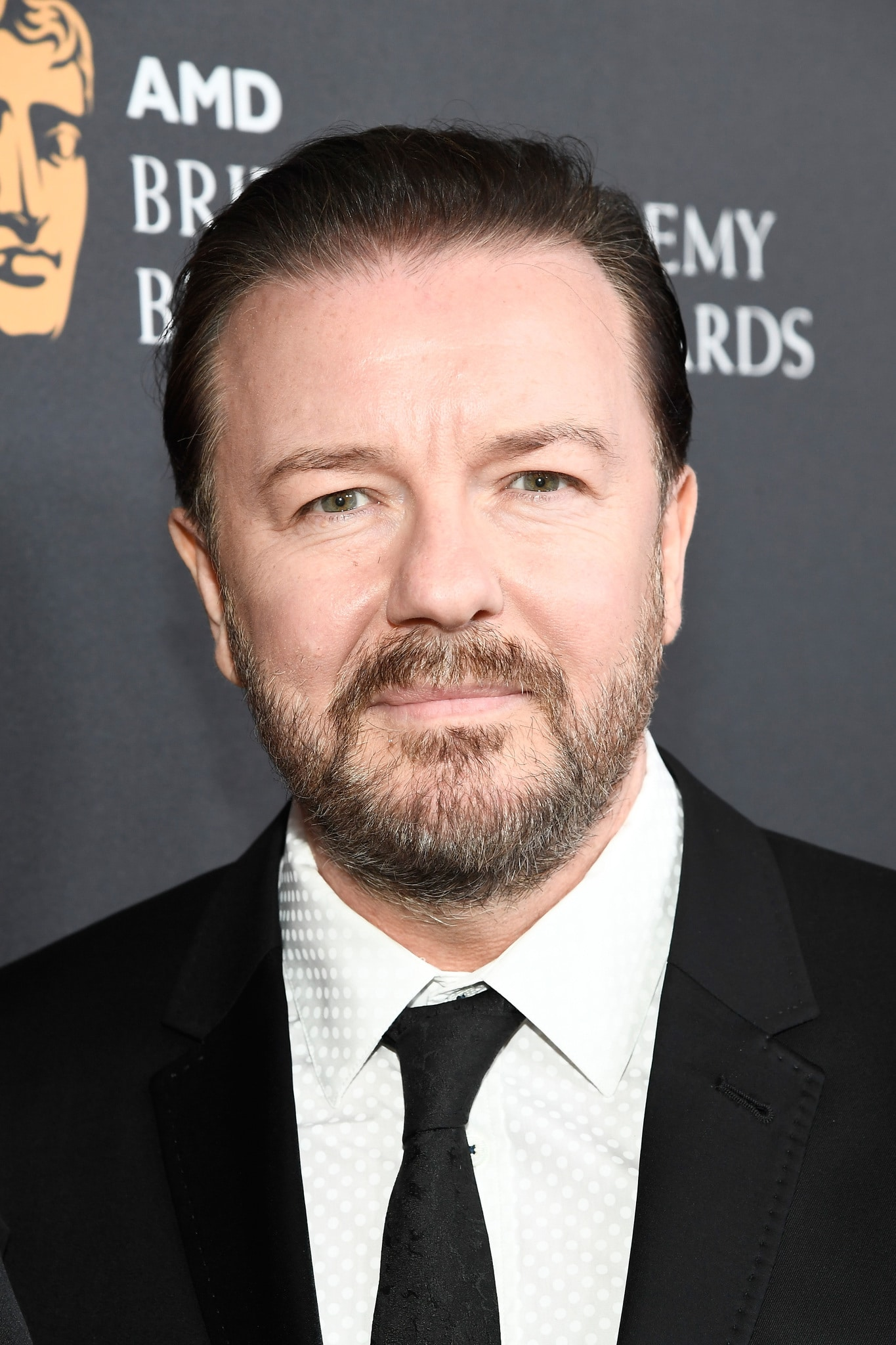 Ricky Gervais British Comedian, Author, Producer, Screenwriter, Singer, Director