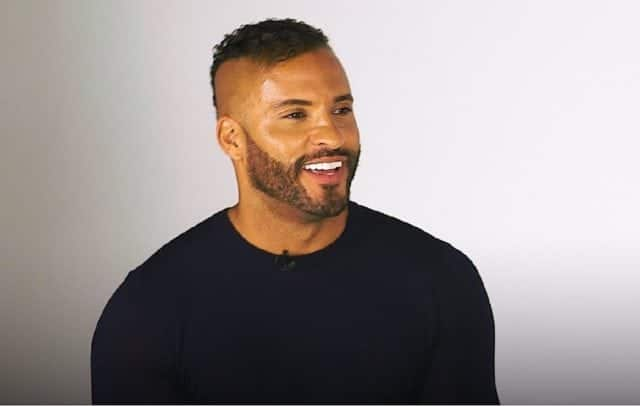 Ricky Whittle British Actor
