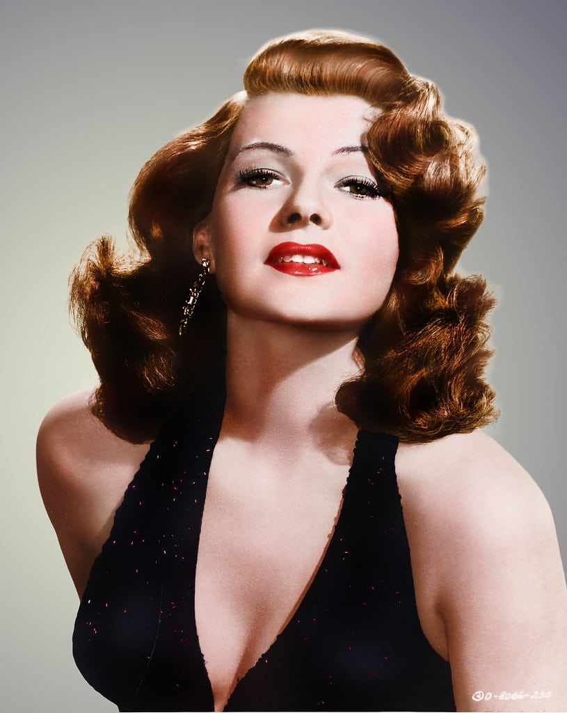 Rita Hayworth American Actress, Dancer