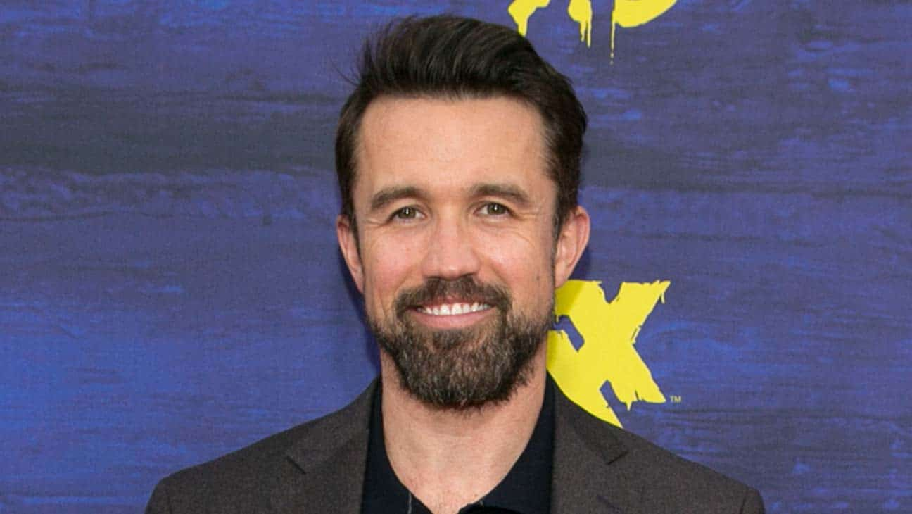 Rob McElhenney American Actor, Director, Producer, Screenwriter
