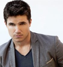 Robbie Amell Actor and Producer